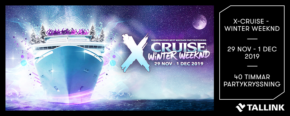 X-Cruise winter 2019