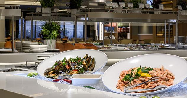 Mat och dryck ombord Tallink & Silja Line