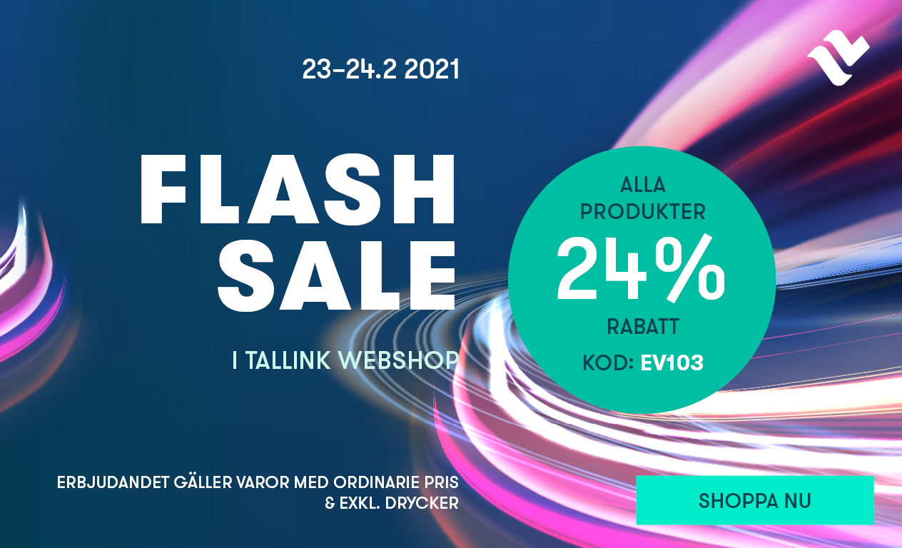Flash Sale Tallink Webshop