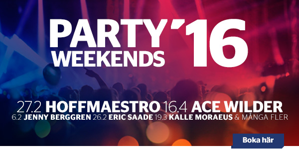 Party Weekends 2016