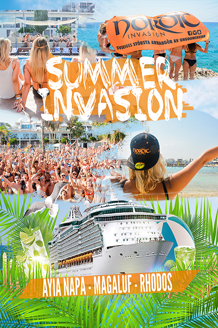 Summer Invasion