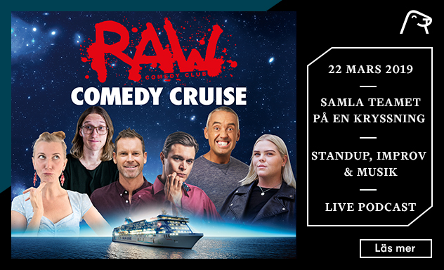 Raw Comedy Cruise 2019
