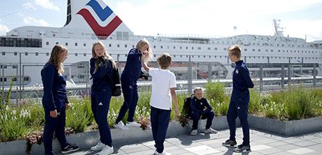 best service 27a1b 995f8 Klassresor och skolresor - Tallink   Silja Line