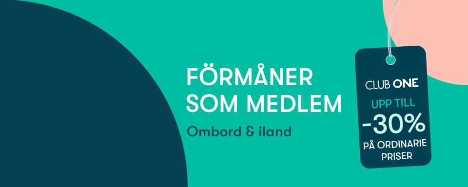 newest ebd69 bb276 Rabatter och förmåner med Club One - Tallink   Silja Line