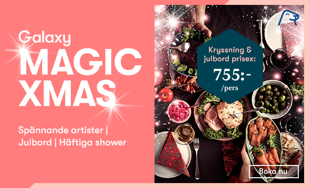 Magic Xmas på Galaxy